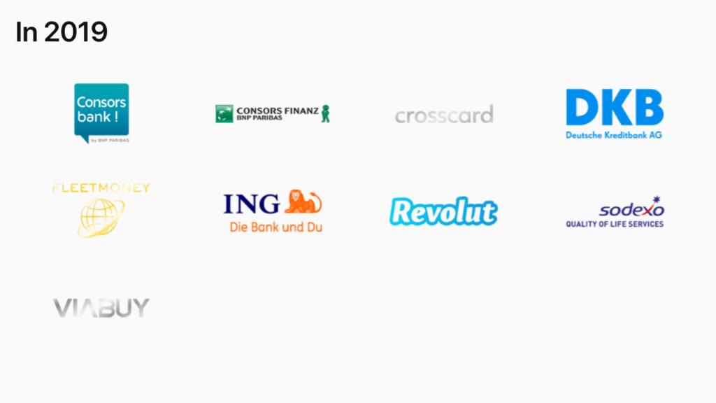 ApplePay Partner ab 2019